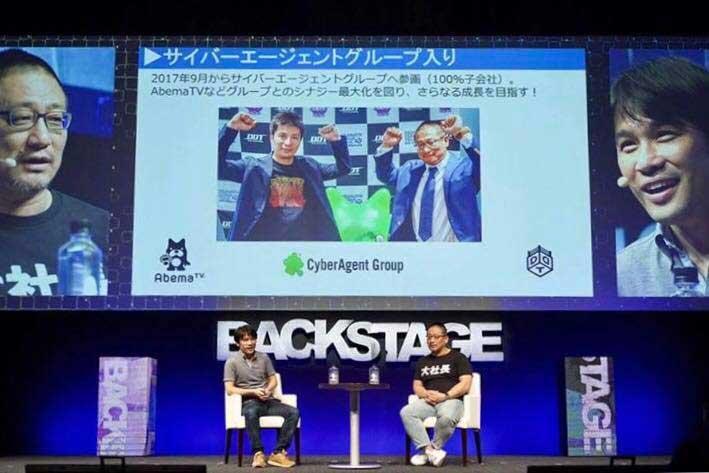 虎ノ門ヒルズ開催のマーケティングイベント【BACKSTAGE】にDDTプロレスリング高木三四郎社長が出演